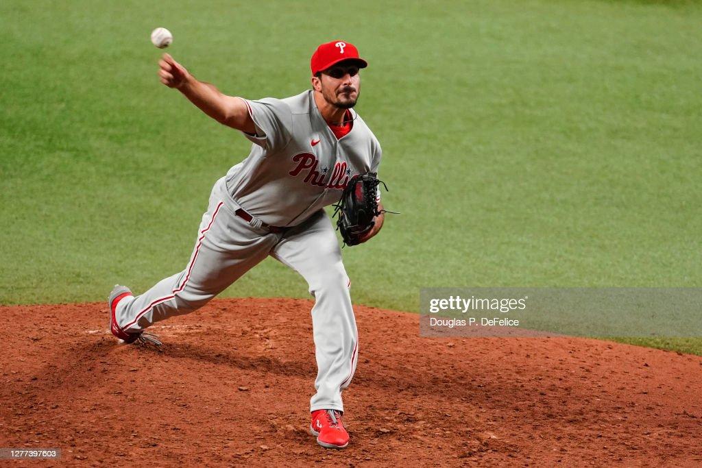 Philadelphia Phillies v Tampa Bay Rays : News Photo