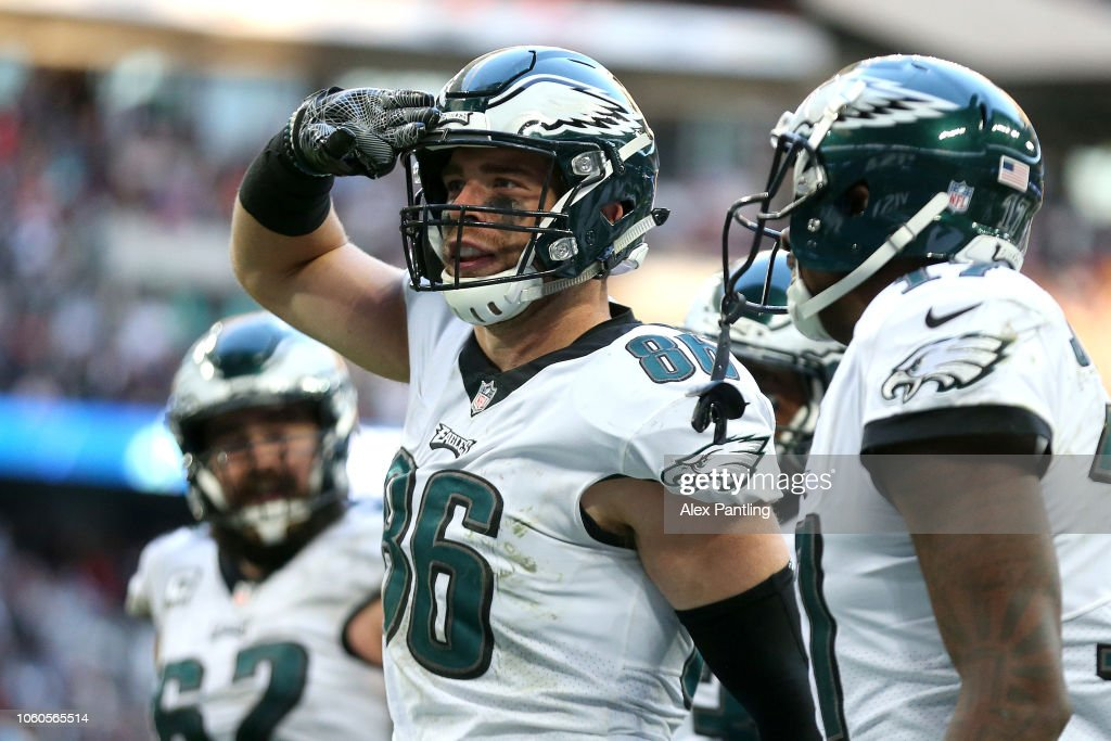 Philadelphia Eagles v Jacksonville Jaguars : News Photo