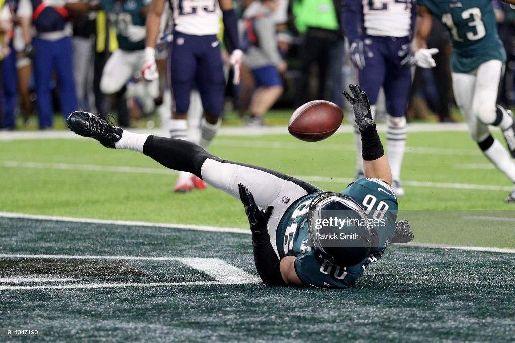 Super Bowl LII - Philadelphia Eagles v New England Patriots : News Photo