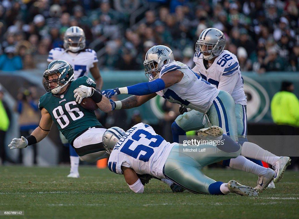 Dallas Cowboys v Philadelphia Eagles : News Photo