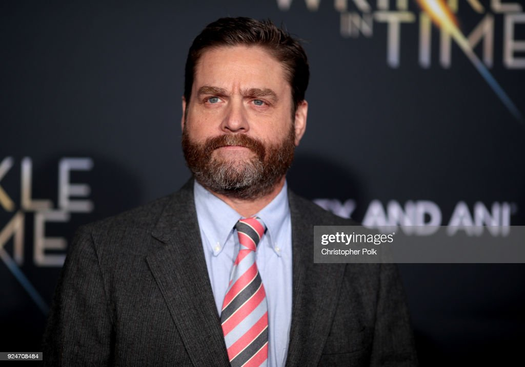 """Premiere Of Disney's """"A Wrinkle In Time"""" - Arrivals : News Photo"""