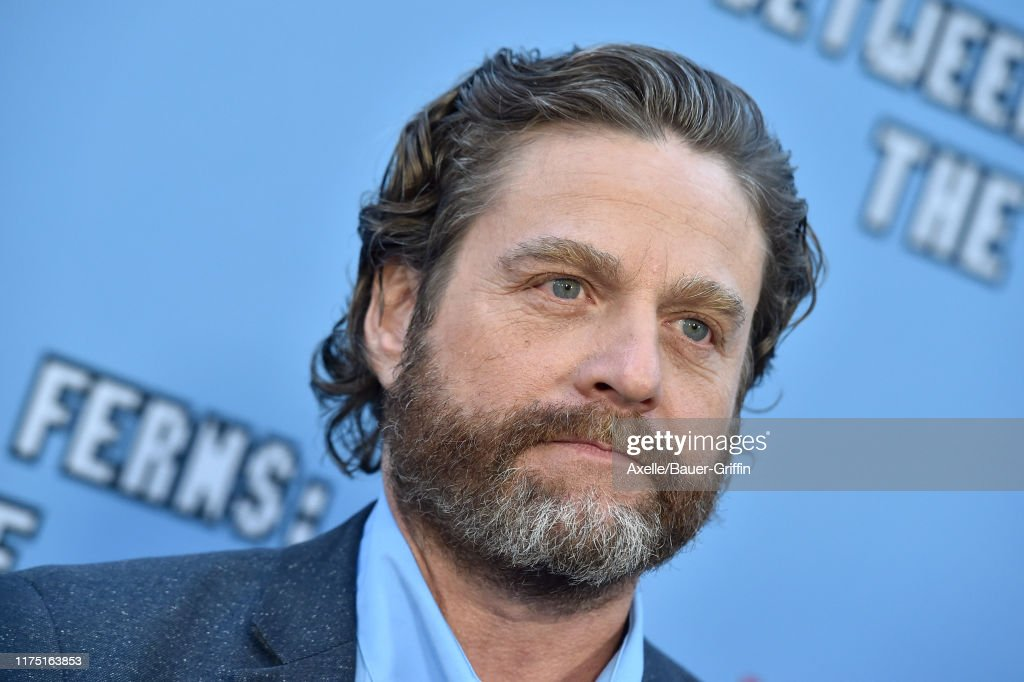 """LA Premiere Of Netflix's """"Between Two Ferns: The Movie"""" - Arrivals : News Photo"""