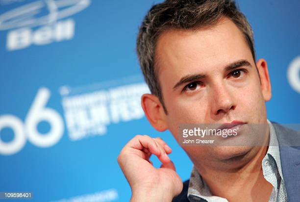 """Zach Helm during 31st Annual Toronto International Film Festival - """"Stranger Than Fiction"""" Press Conference at Sutton Place Hotel in Toronto,..."""
