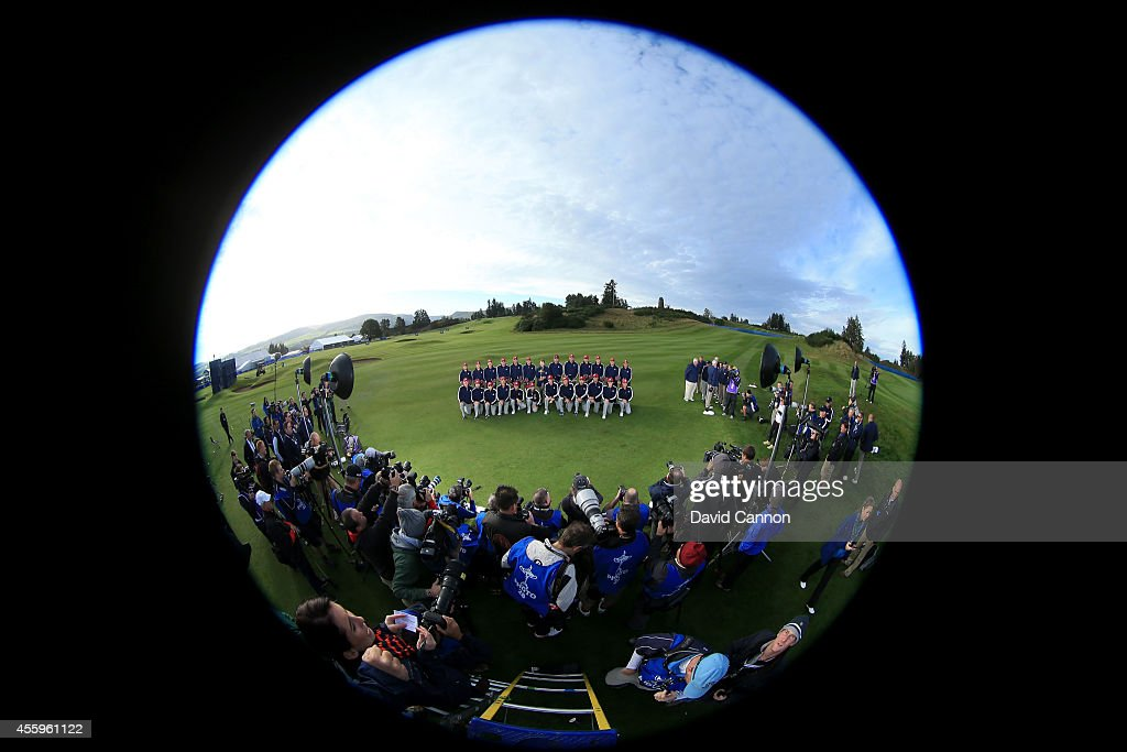 USA Team Photocall - 2014 Ryder Cup