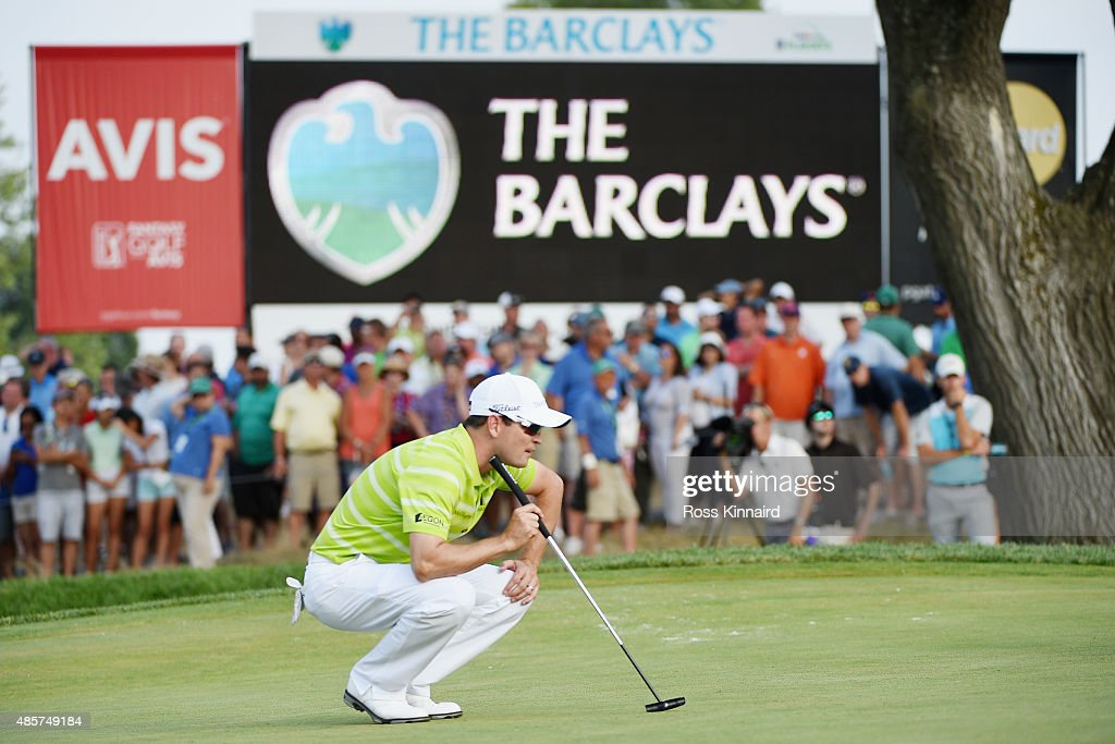 The Barclays - Round Three : News Photo