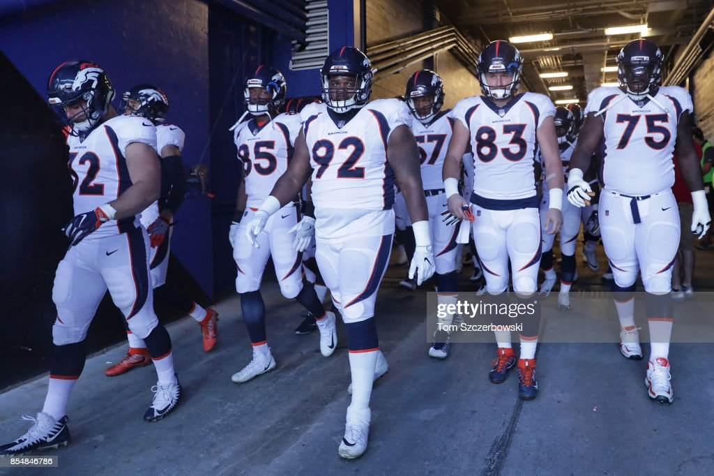 Denver Broncos v Buffalo Bills