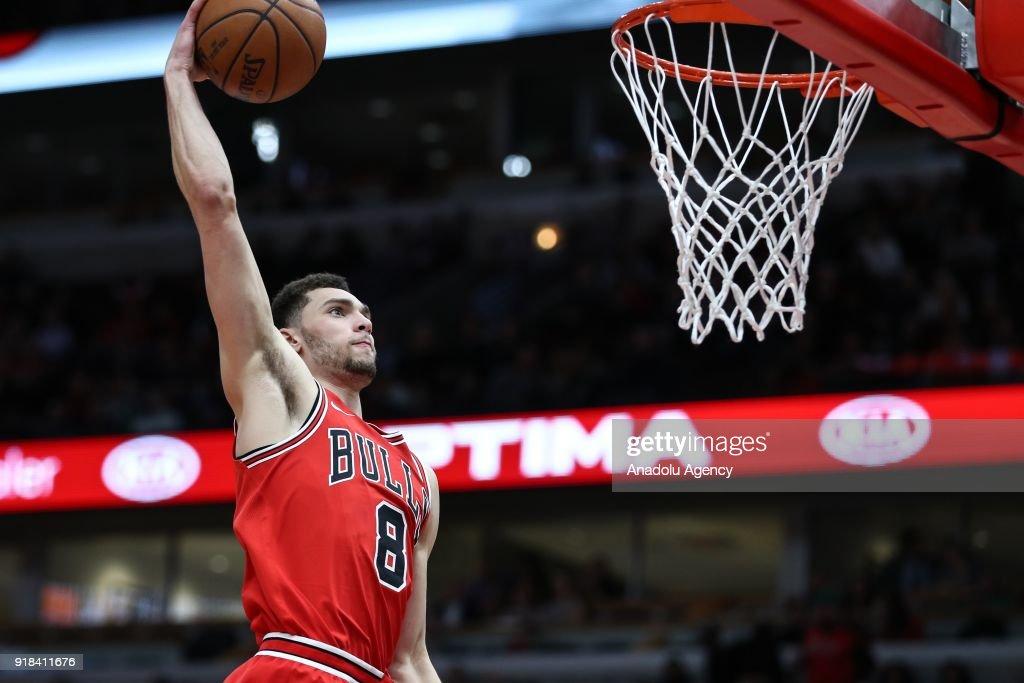Chicago Bulls vs Toronto Raptors: NBA : News Photo