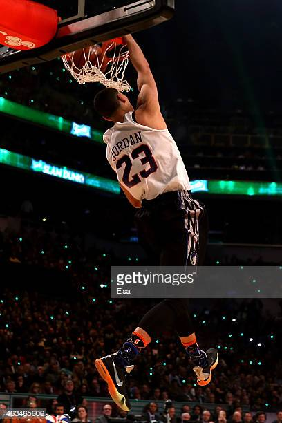 nba slam dunk contest stock photos and pictures getty images