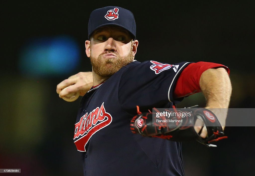 Cleveland Indians v Texas Rangers : News Photo