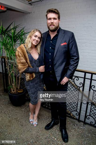 Zach Miko attends the screening after party of 'The Party' hosted by Roadside Attractions and Great Point Media with The Cinema Society at Metrograph...