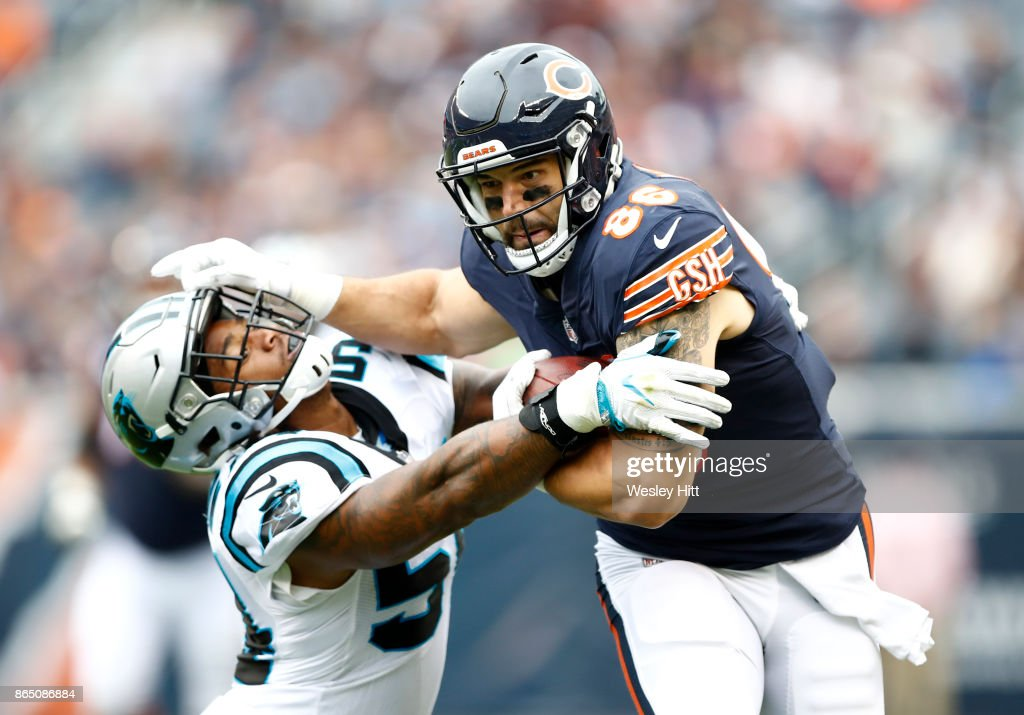 Carolina Panthers vChicago Bears : Foto jornalística