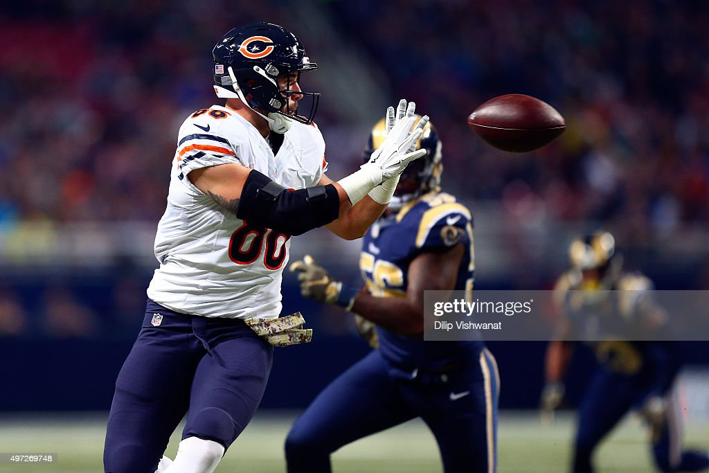 Chicago Bears v St Louis Rams : News Photo