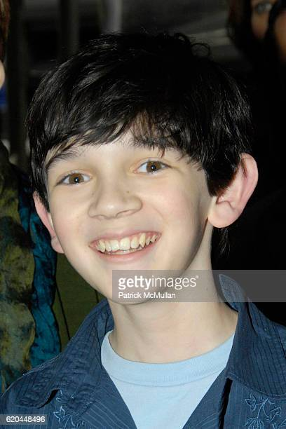 Zach Mills attends Premiere of PICTUREHOUSE's KIT KITTREDGE AN AMERICAN GIRL at The Ziegfeld Theater on June 19 2008 in New York City