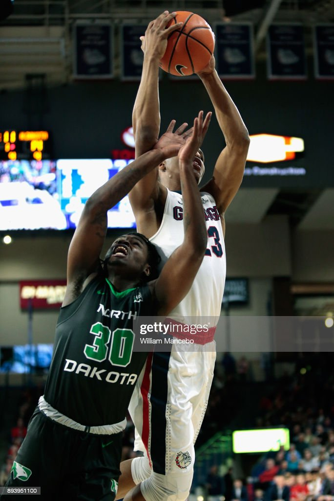North Dakota v Gonzaga
