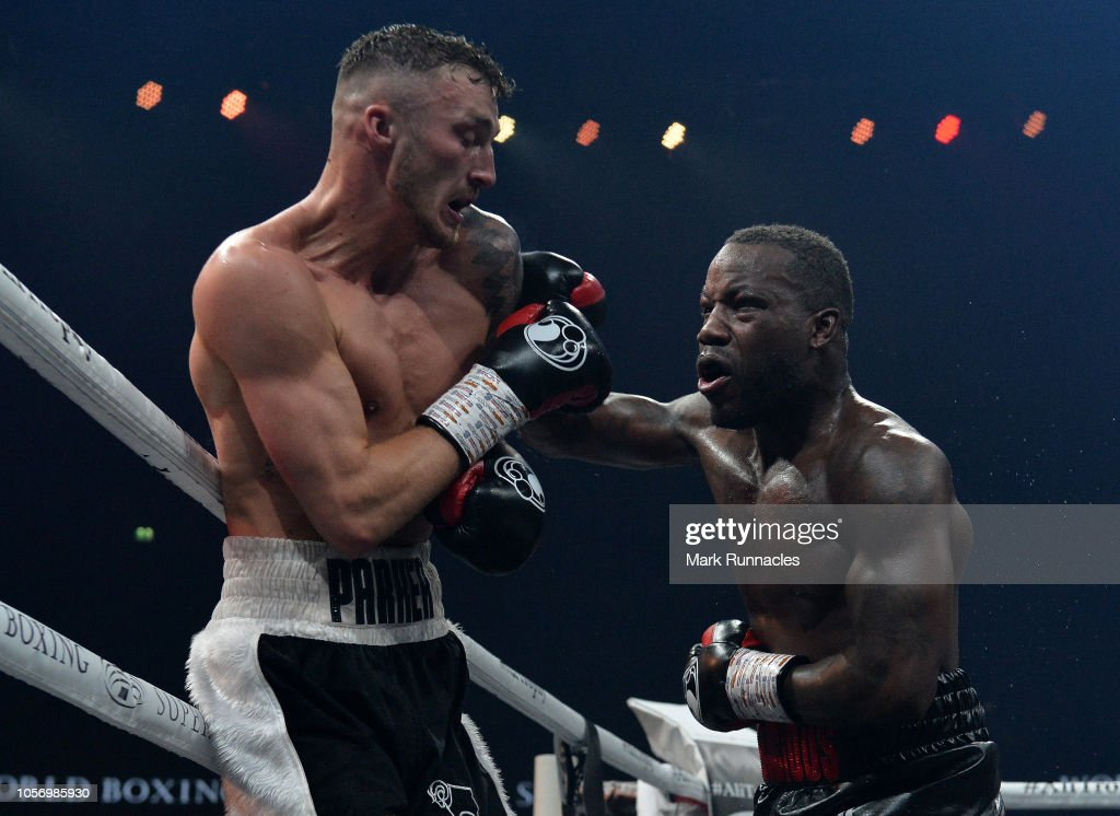 Ali Trophy Quarter-Finals - World Boxing Super Series Fight Night : News Photo