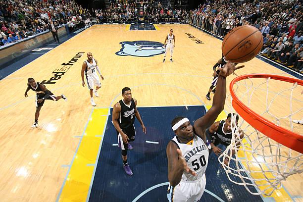 Sacramento Kings v Memphis Grizzlies