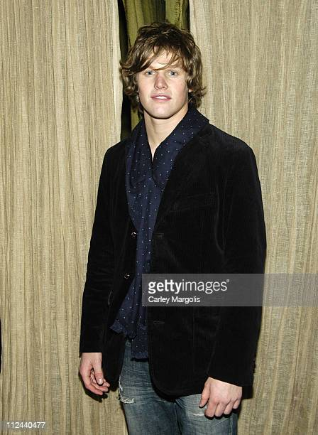 Zach Roerig of 'As The World Turns' during Martha Byrne Celebrates the Release of Her Album 'The Other Side' at SOHO323 in New York City New York...