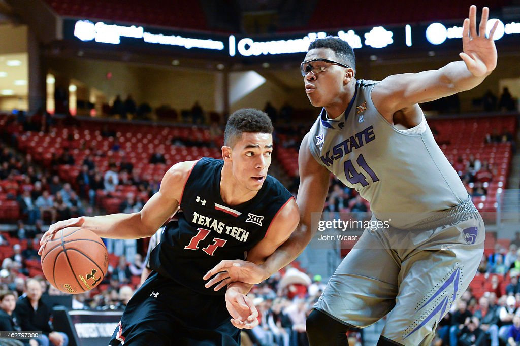 Kansas State v Texas Tech : News Photo