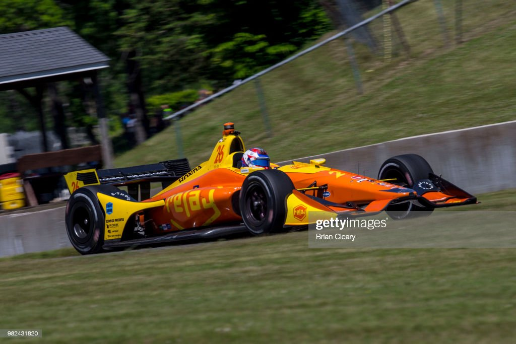 Verizon IndyCar Series Kohler Grand Prix
