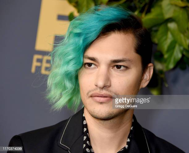 Zach Villa arrives at the Walt Disney Television Emmy Party on September 22 2019 in Los Angeles California