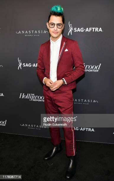 Zach Villa attends The Hollywood Reporter and SAGAFTRA Celebrate Emmy Award Contenders at Annual Nominees Night on September 20 2019 in Beverly Hills...