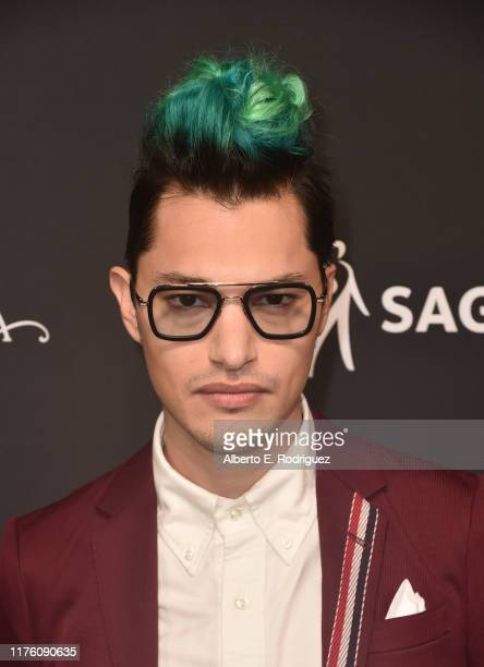 Zach Villa attends The Hollywood Reporter And SAGAFTRA Emmy Award Contenders Annual Nominees Night on September 20 2019 in Beverly Hills California