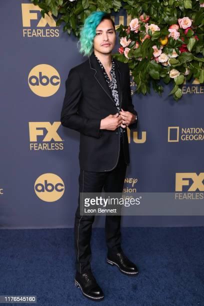 Zach Villa attends Walt Disney Television Emmy Party on September 22 2019 in Los Angeles California