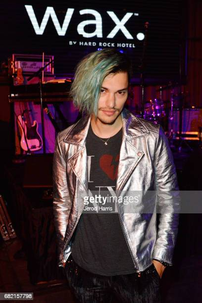 Zach Villa performs at the Hard Rock Hotel San Diego on May 11 2017 in San Diego California