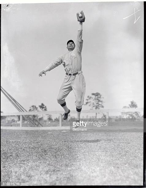 Zach Wheat 1927 Philadelphia Athletics