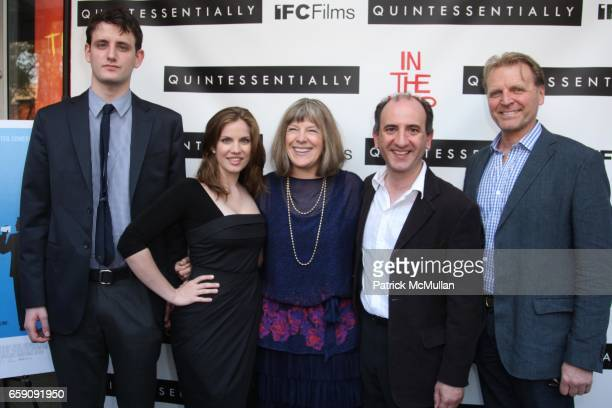 Zach Woods Anna Chlumsky Mimi Kennedy Armando Iannucci and David Rasche attend QUINTESSENTIALLY and IFC FILMS Host a Special Screening of IN THE LOOP...
