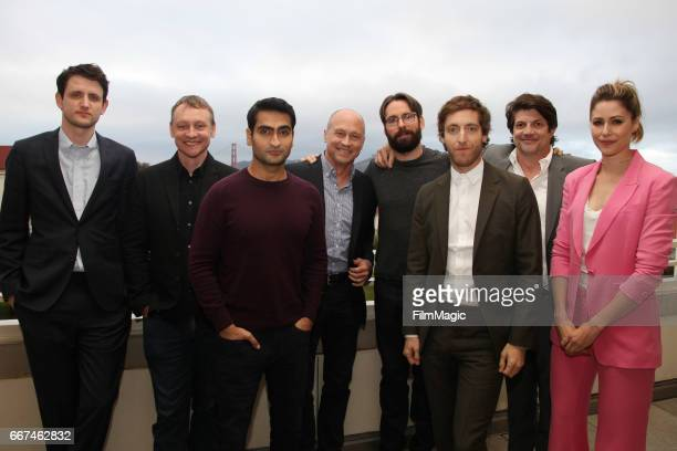 Zach Woods Executive Producer Alec Berg Kumail Nanjiani Cocreator Mike Judge Martin Starr Thomas Middleditch CoExecutive Producer Clay Tarver and...