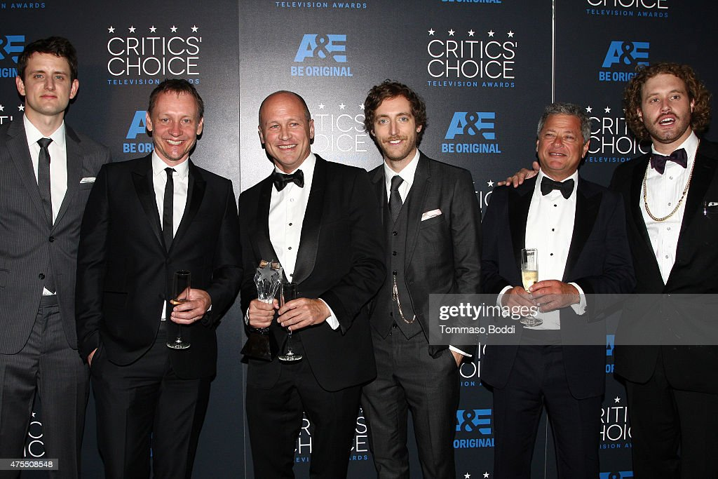 5th Annual Critics' Choice Television Awards - Press Room : News Photo