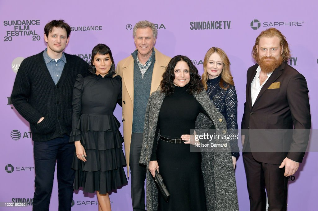 "2020 Sundance Film Festival - ""Downhill"" Premiere : News Photo"