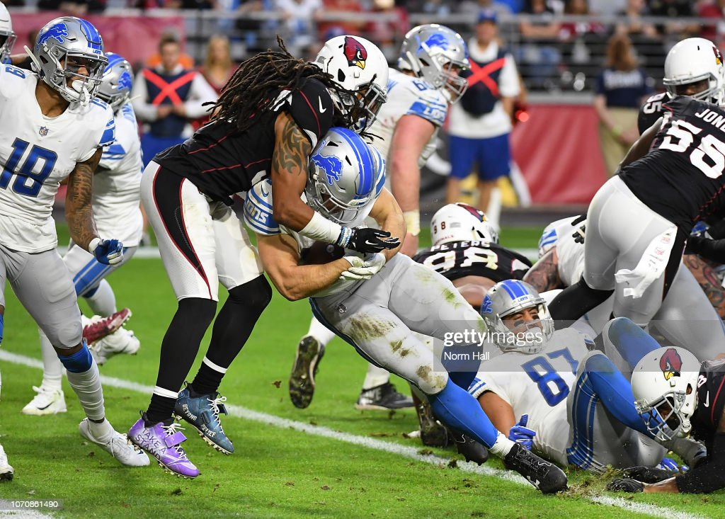 Detroit Lions v Arizona Cardinals : News Photo