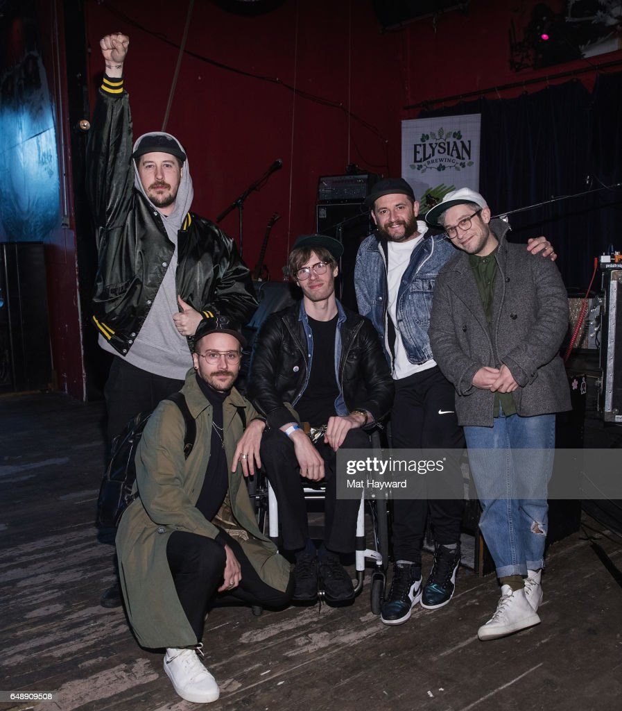 Portugal. The Man Performs An Endsession Hosted By 107.7 The End