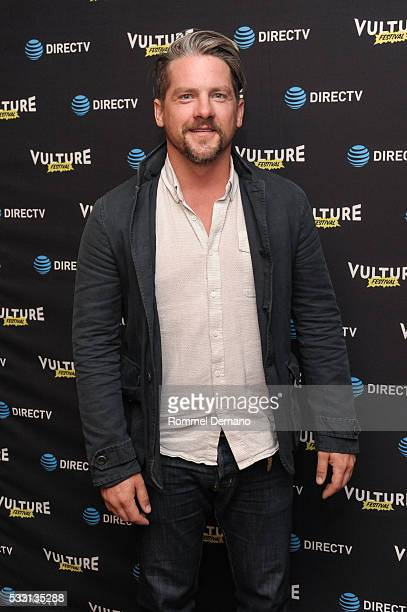 Zachary Knighton attends 2016 Vulture Festival Kick Off Party at The Top of The Standard at The Standard High Line on May 20 2016 in New York City
