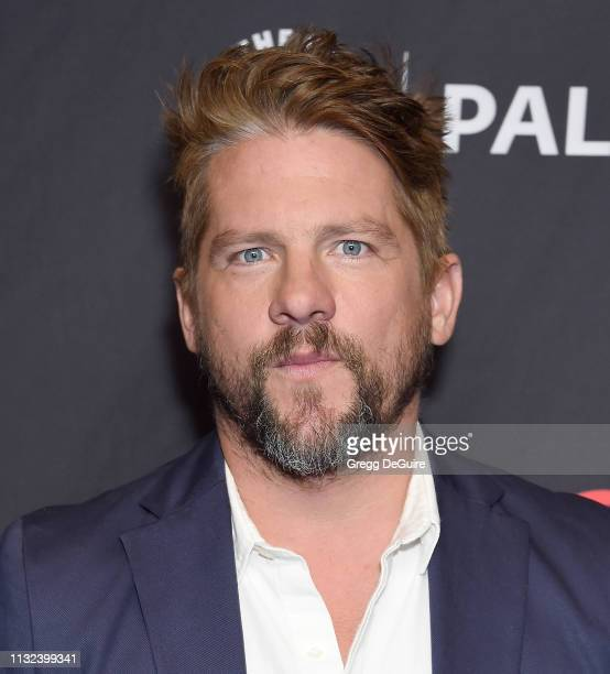 Zachary Knighton attends The Paley Center For Media's 2019 PaleyFest LA 'Hawaii Five0' 'MacGyver' And 'Magnum PI' at Dolby Theatre on March 23 2019...