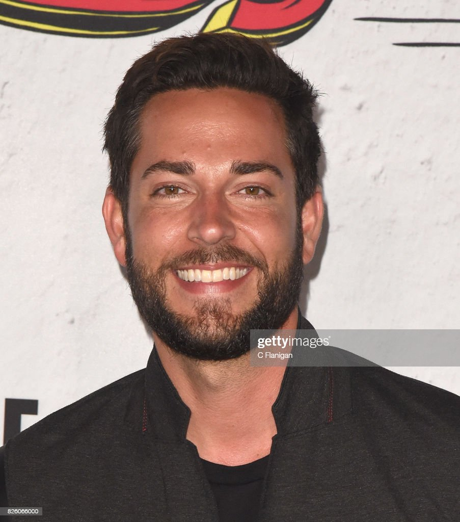 Zachary Levi attends Entertainment Weekly's annual Comic-Con party in celebration of Comic-Con 2017 at Float at Hard Rock Hotel San Diego on July 22, 2017 in San Diego, California.
