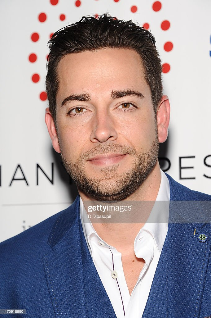 Zachary Levi attends the 4th Annual Discover Many Hopes Gala at The Angel Orensanz Foundation on June 4, 2015 in New York City.