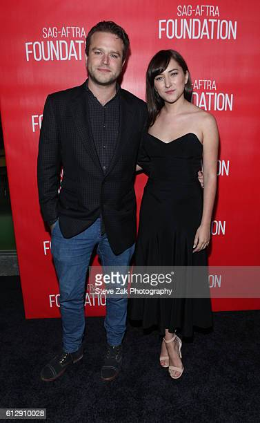 Zachary Pym Williams and Zelda Willimas attend The Grand Opening Of SAGAFTRA Foundation's Robin Williams Center at SAGAFTRA Foundation Robin Williams...