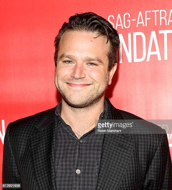 Zachary Pym Williams attends The Grand Opening Of SAGAFTRA Foundation's Robin Williams Center on October 5 2016 in New York City