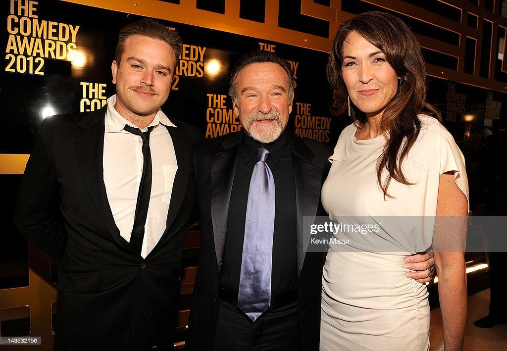 The Comedy Awards 2012 - Red Carpet : News Photo