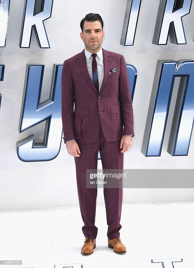 """Star Trek Beyond"" - UK Premiere - Red Carpet"