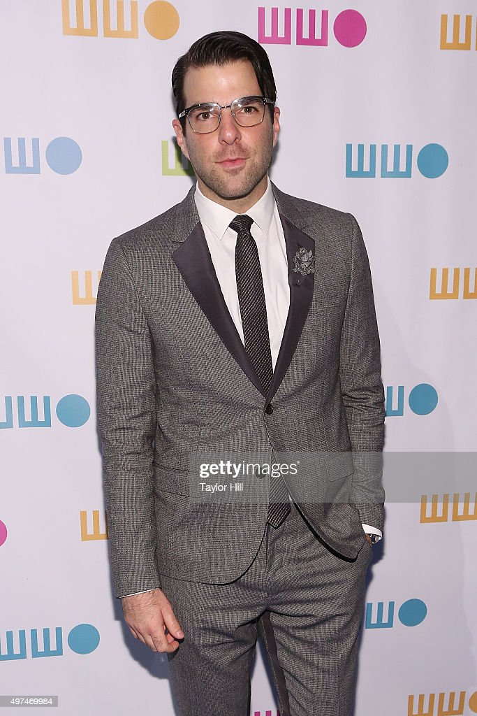 Zachary Quinto attends Worldwide Orphans 11th Annual Gala at Cipriani on November 16, 2015 in New York City.