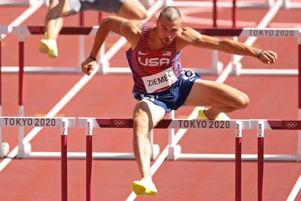 JPN: Athletics - Olympics: Day 13