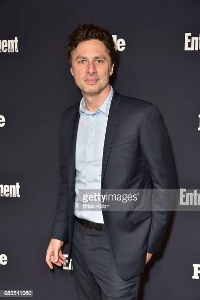 Zack Braff attends the Entertainment Weekly People New York Upfronts at 849 6th Ave on May 15 2017 in New York City