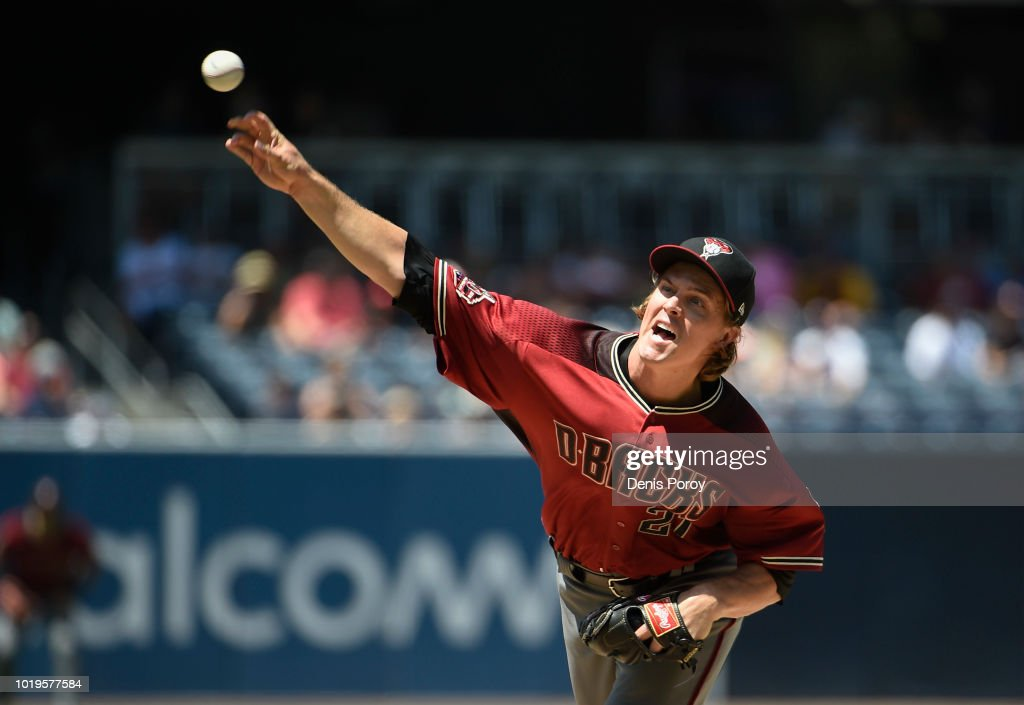 Arizona Diamondbacks  v San Diego Padres