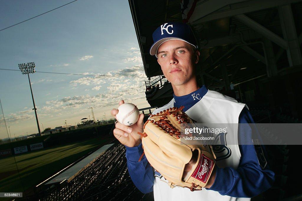 Kansas City Royals Photo Day : ニュース写真