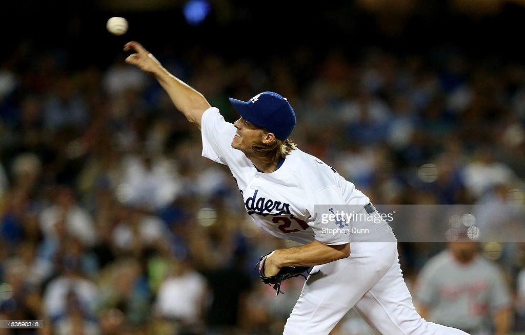 Washington Nationals v Los Angeles Dodgers : News Photo