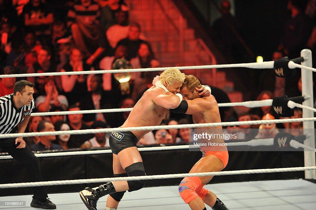 WWE Monday Night Raw Supershow Halloween Night : News Photo